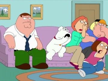 Frame 7.48445 de: Peter Griffin tiene 'aliento de padre'