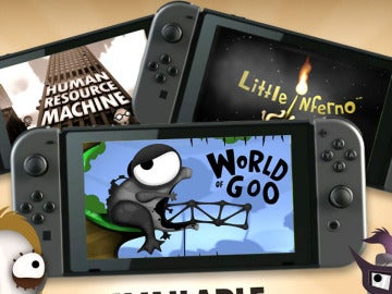 World of Goo, Little Inferno y Human Resource Machine