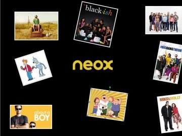 Las series en Neox