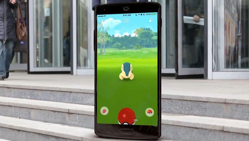 Cyndaquil en Pokémon GO