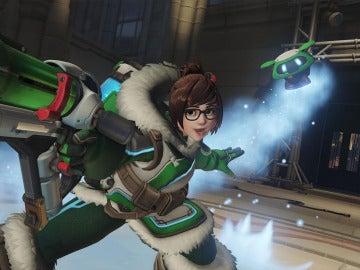 Mei, de Overwatch