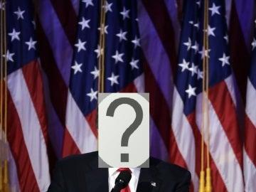 Presidente Estados Unidos
