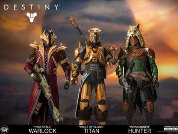 Figuras Destiny