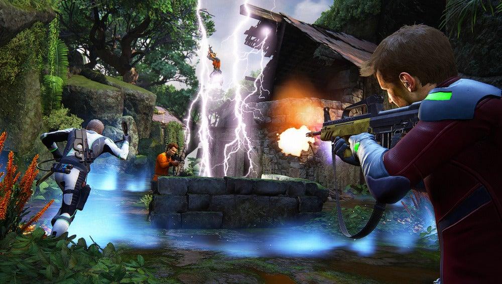 DLC de Uncharted 4
