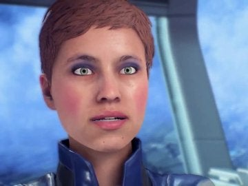 Hainly Abrams, de Mass Effect Andromeda