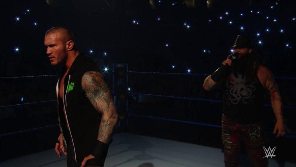 Frame 0.0 de: Randy Orton sigue en guerra con Bray Wyatt