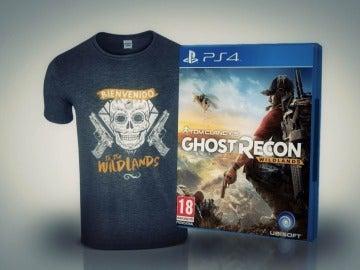 Consigue este pack exclusivo de Ghost Recon Wildlands
