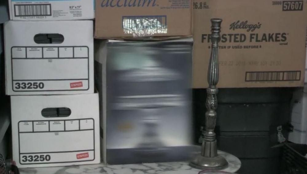 Depósito de almacenaje