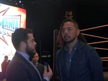 ¡TODAS LAS ENTREVISTAS DE MÁS WWE DURANTE  WRESTLEMANIA 33!