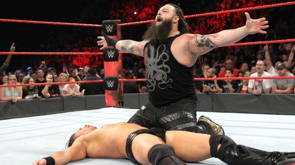 Bray Wyatt protagoniza el Main Event de 'Raw'