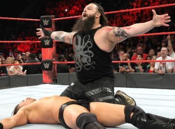 Bray Wyatt protagoniza el Main Event de 'Raw'