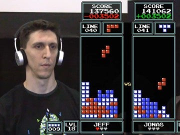 Final de Tetris