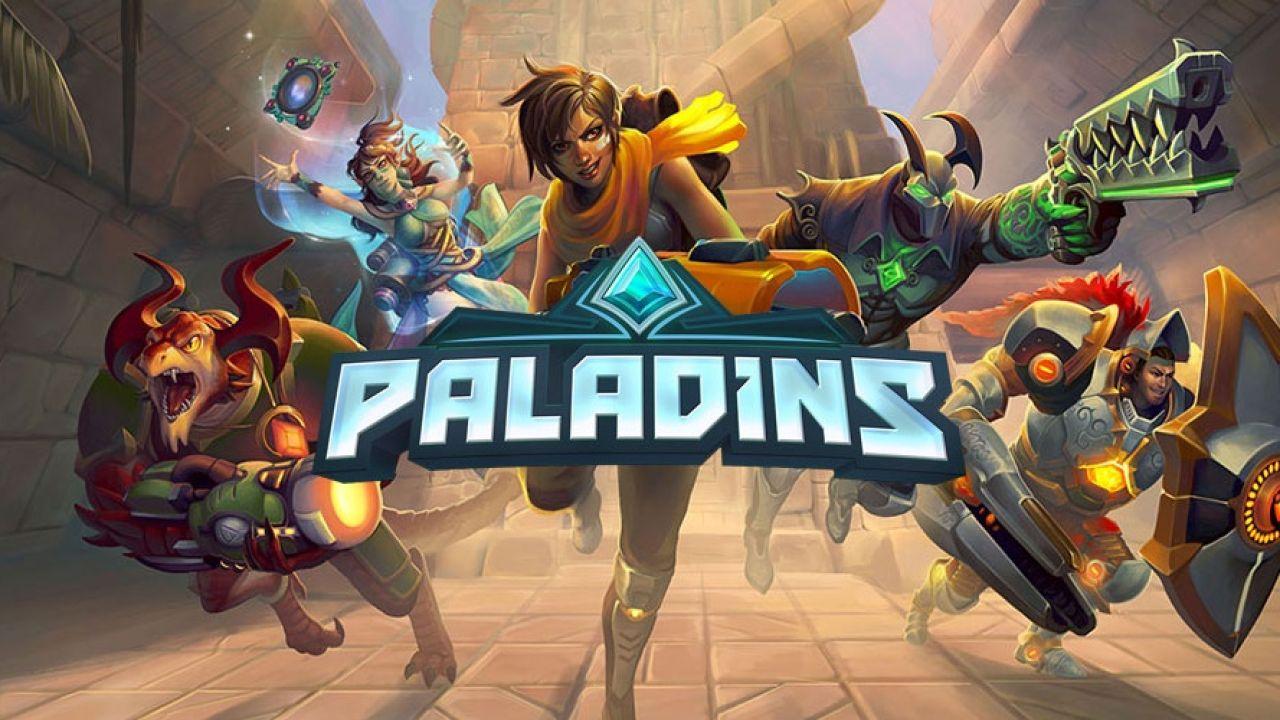 Paladins - VÍDEO