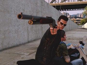 Terminator 2 en GTA V