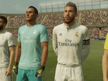 Real Madrid en FIFA