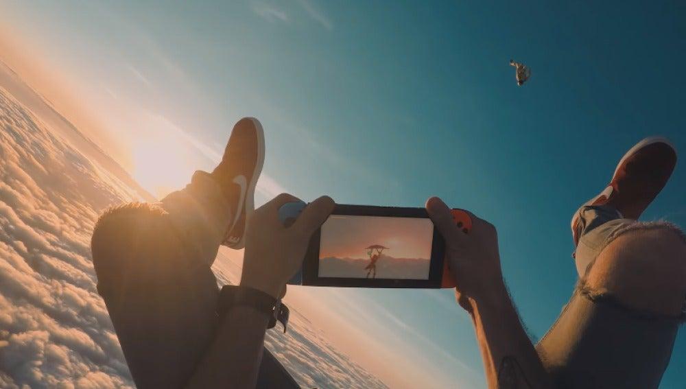 Espectacular vídeo de Nintendo Switch