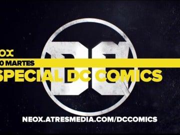 Frame 19.140571 de: El martes, especial DC Comics, en Neox