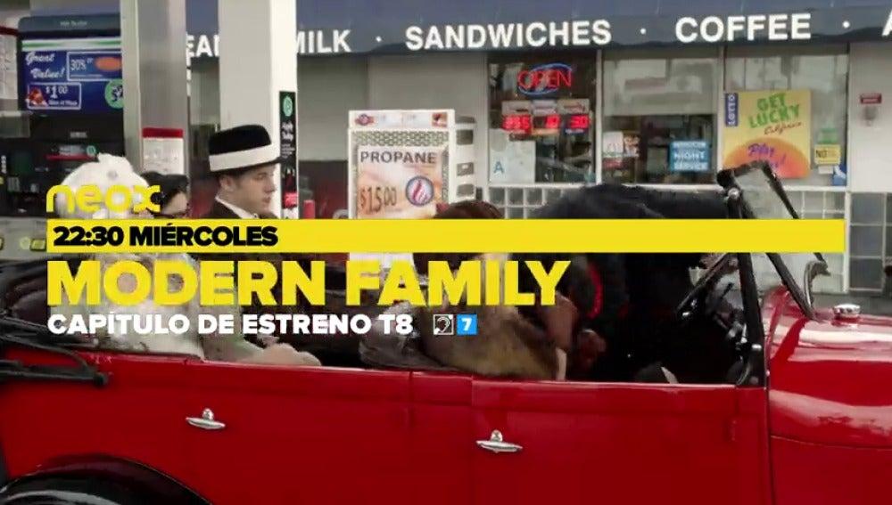 Frame 7.8832 de: El miércoles llega un nuevo capítulo de estreno de 'Modern Family' en Neox