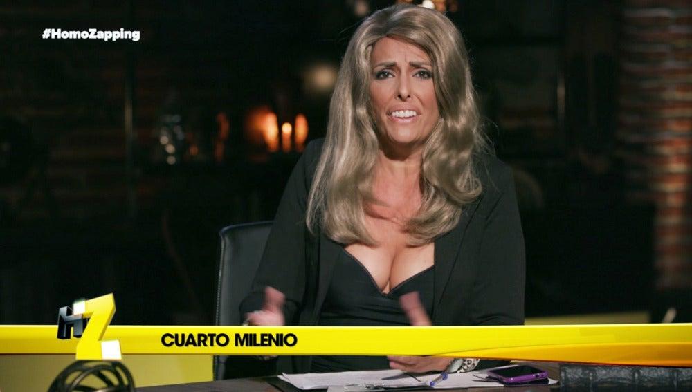 NEOX TV | Una psicofonía de Juan, de Los Chunguitos, recitando ...