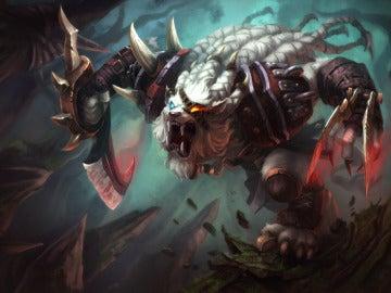 Rengar, campeón de League of Legends