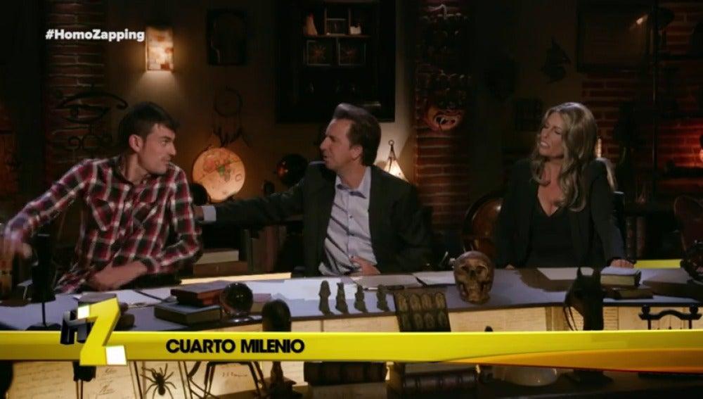 NEOX TV | Ruben de MYHYV se cuela en Cuarto Milenio