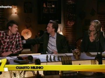 Ruben de MYHYV se cuela en Cuarto Milenio