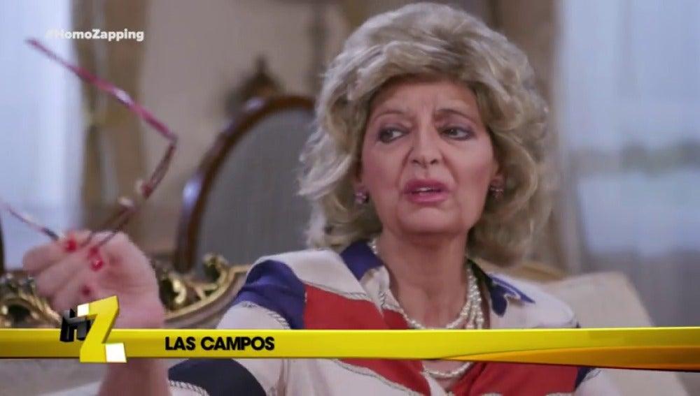 """María Teresa Campos: """"50 años amantando a la criatura"""""""