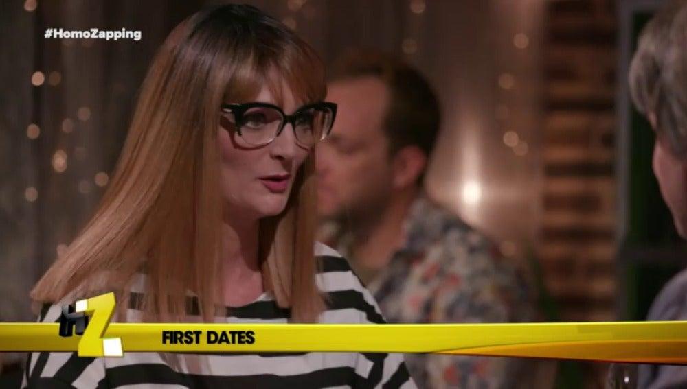 Toño, pillado por su mujer en 'First Date'