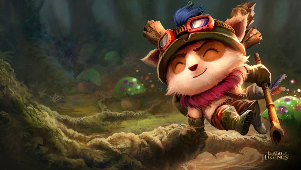 Teemo, de League of Legends