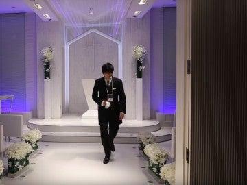 Iwasa Ryo tras casarse