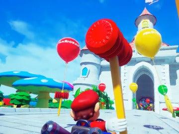 Mario Kart Arcade VR