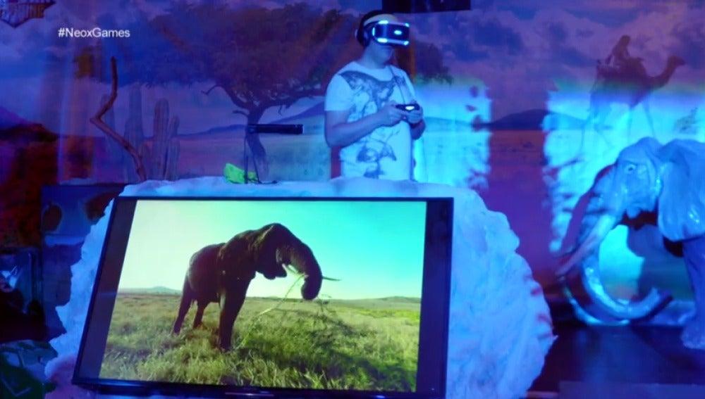 Viajamos al primer centro de vacaciones en realidad virtual