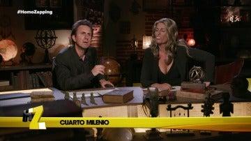 NEOX TV | ¿Qué momento de \'Cuarto Milenio\' te ha gustado en Homo ...