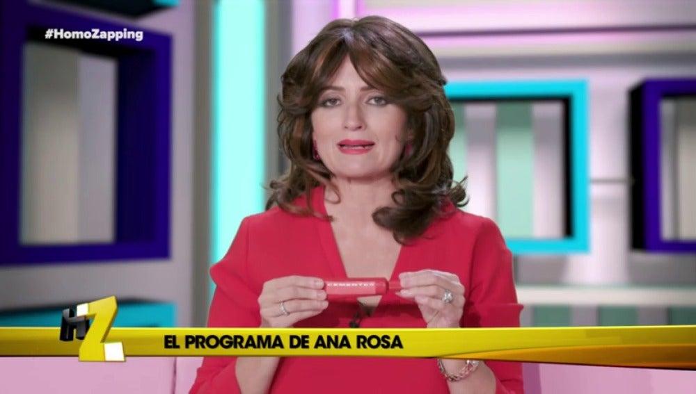 """Ana Rosa: """"La televisión no se paga sola"""""""