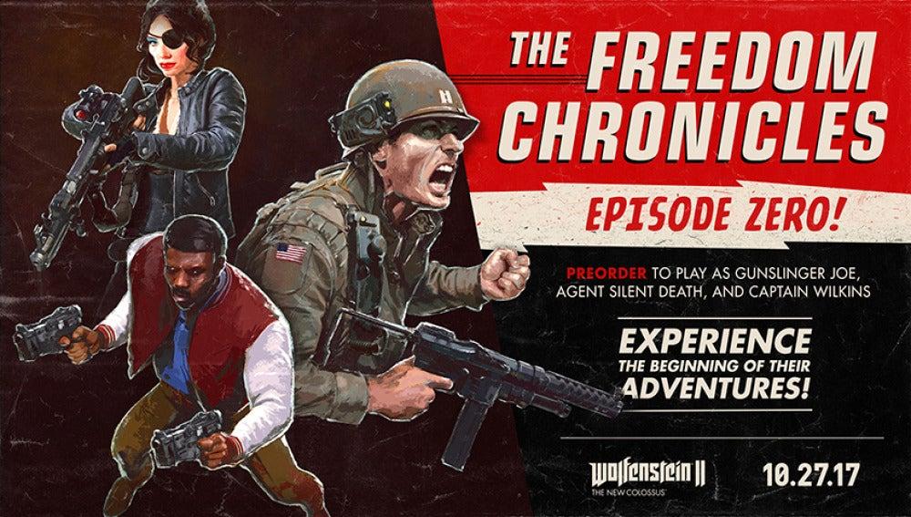 Pase de Temporada Wolfenstein 2