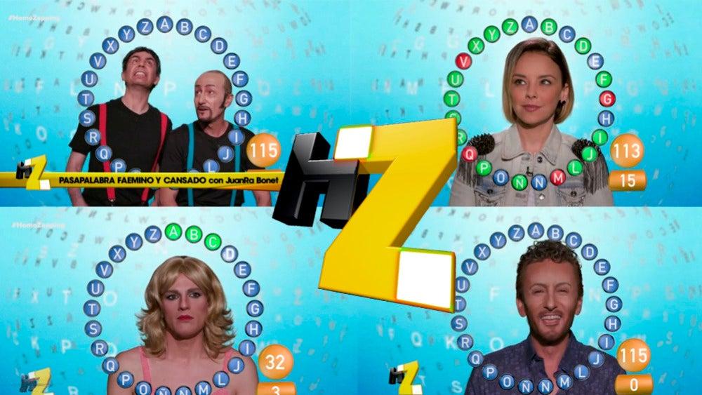 Los roscos de Homo Zapping