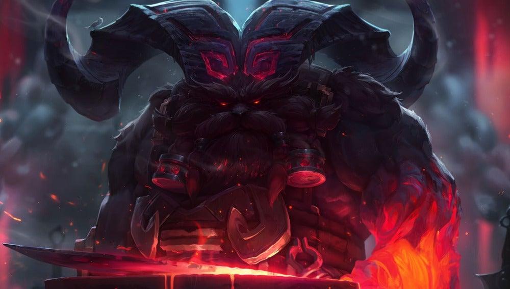 Ornn, de League of Legends