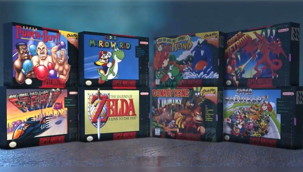 Neox Games Los 5 Mejores Juegos De Super Nintendo Classic Mini
