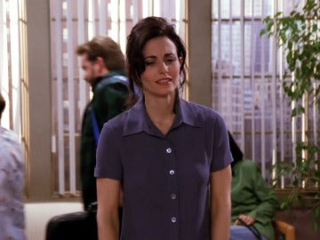 Monica no entiende por qué no puede tener un hijo