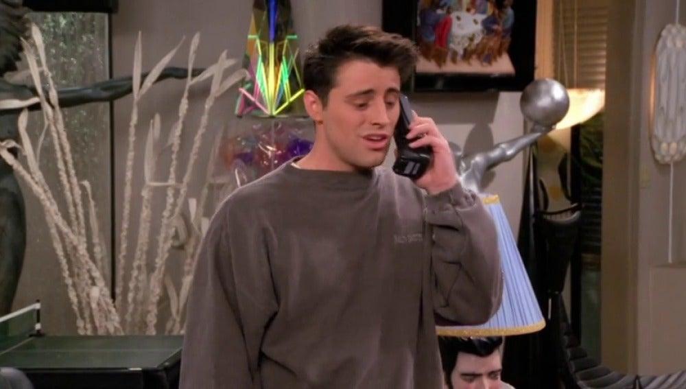 Chandler y Joey no pueden vivir separados