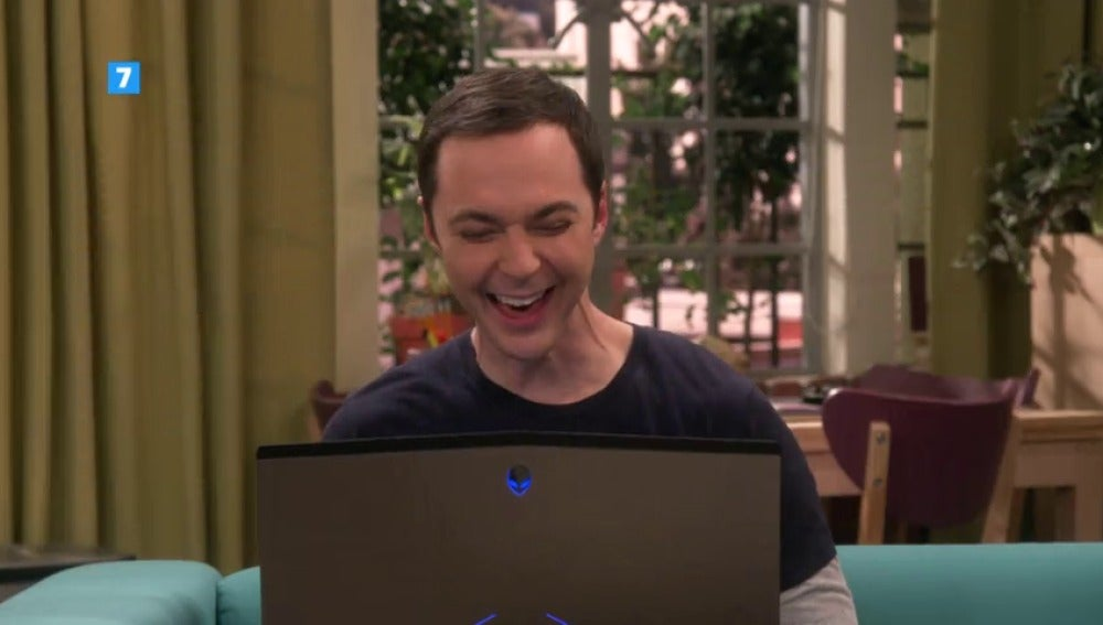 La respuesta de Amy a Sheldon, el lunes en Neox