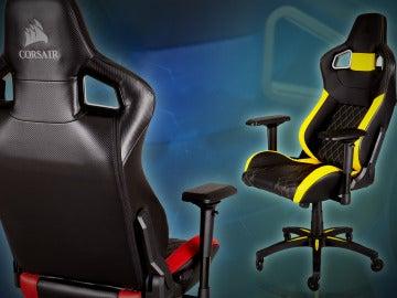 Sorteamos esta espectacular silla gaming