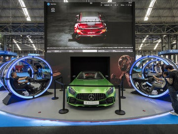 Gran Turismo Sport en BCNGamesWorld 2017