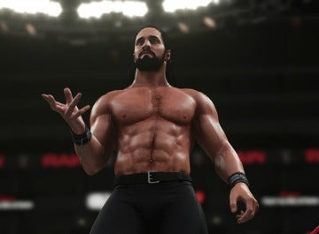 Imagen del videojuego WWE 2K18