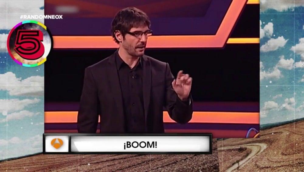 """""""Que no parezca que 'Boom' es 'Ahora caigo'"""""""