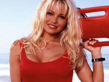 El sueño de Murray Goldberg con Pamela Anderson en 'Los vigilantes de la playa'