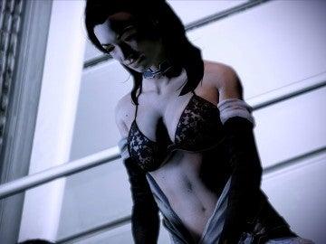 Escena sexo Mass Effect 2