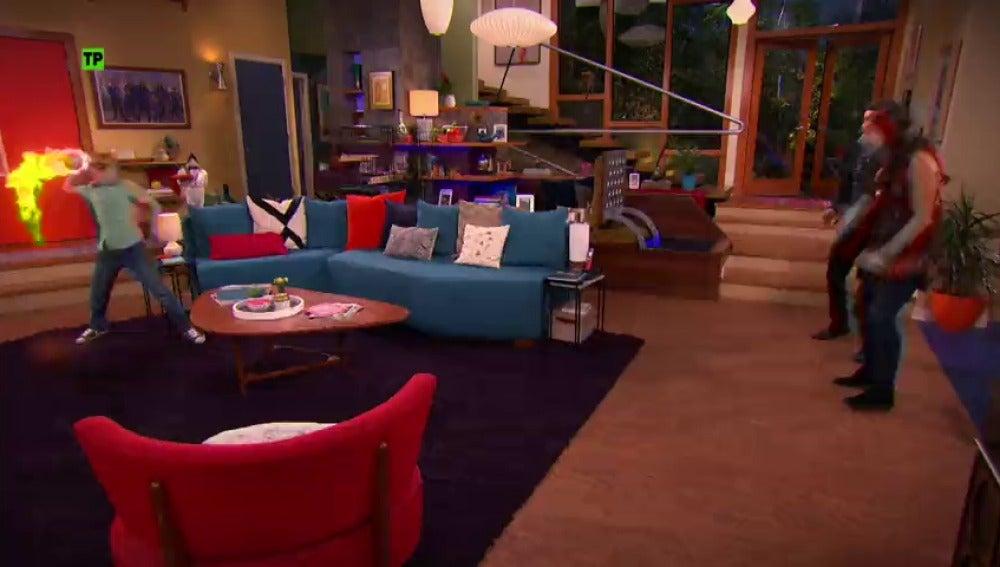 Llega la tercera temporada de 'Los Thundermans' la familia más súper de la televisión