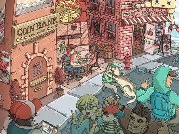 Ian Westrand Ilustración