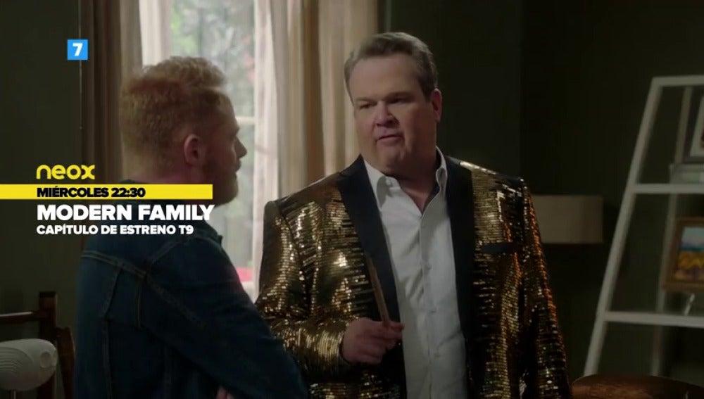 El miércoles nuevo episodio de estreno de Modern Family en Neox